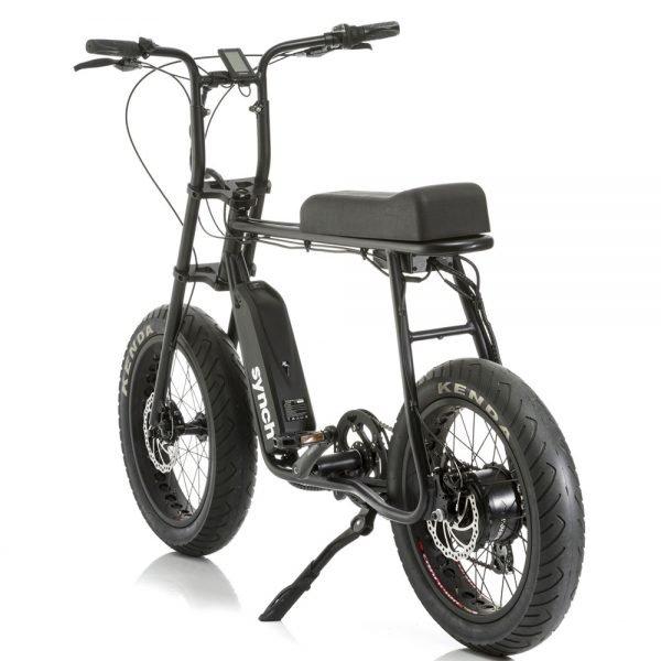 Synch Electric Bike Back2Black