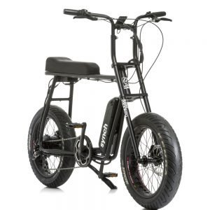 Synch Electric Bike Back2Black