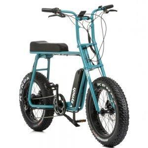 Synch Electric Bike Ocean Blue