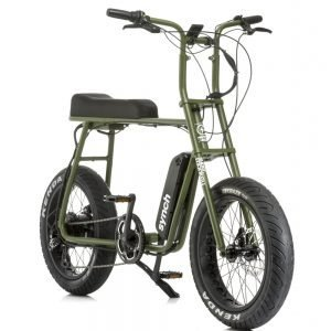 Synch Electric Bike Army Green