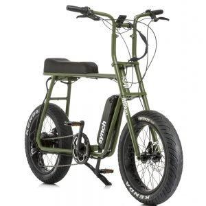 Synch Electric Bike Army Green
