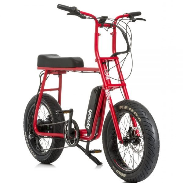 Synch Electric Bike Red