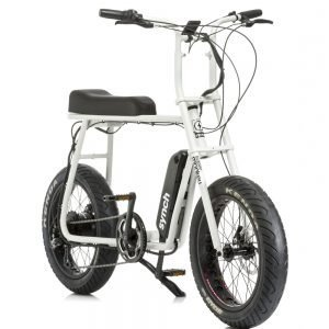 Synch Electric Bike Great White