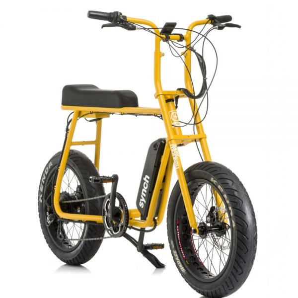 Synch Electric Bike Mellow Yellow