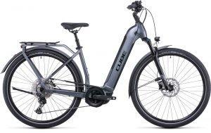 2022 Cube Kathmandu Hybrid Pro 625 Grey/Black Electric Bike