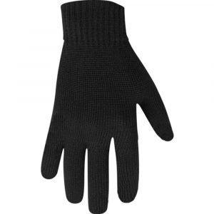Madison Isoler Merino Thermal Gloves in Black